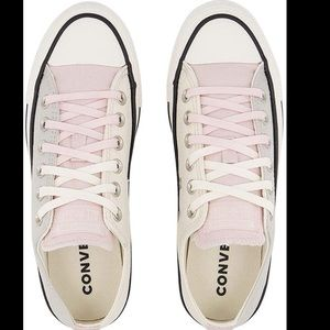 Converse Low Mouse Egret Barely Rose Exclusive